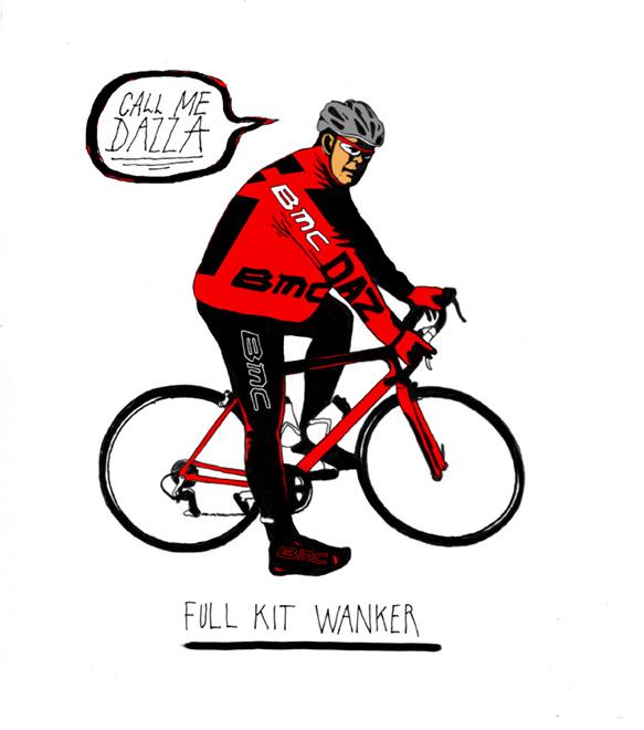 Der Midlife-Crisis-Manager. (Illustration: Matt Ward)
