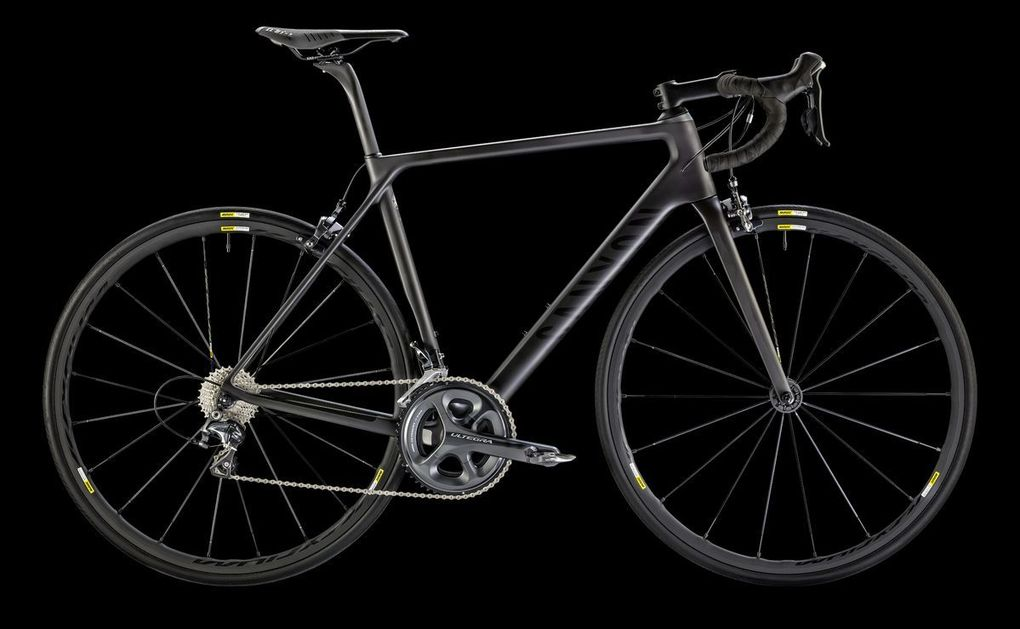 Sortiment 2016: Canyon Ultimate CF SLX 8.0 (Foto: Canyon)