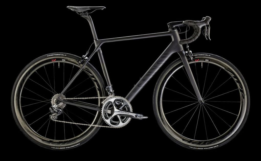 Sortiment 2016: Canyon Ultimate CF SLX 9.0 Aero (Foto: Canyon)
