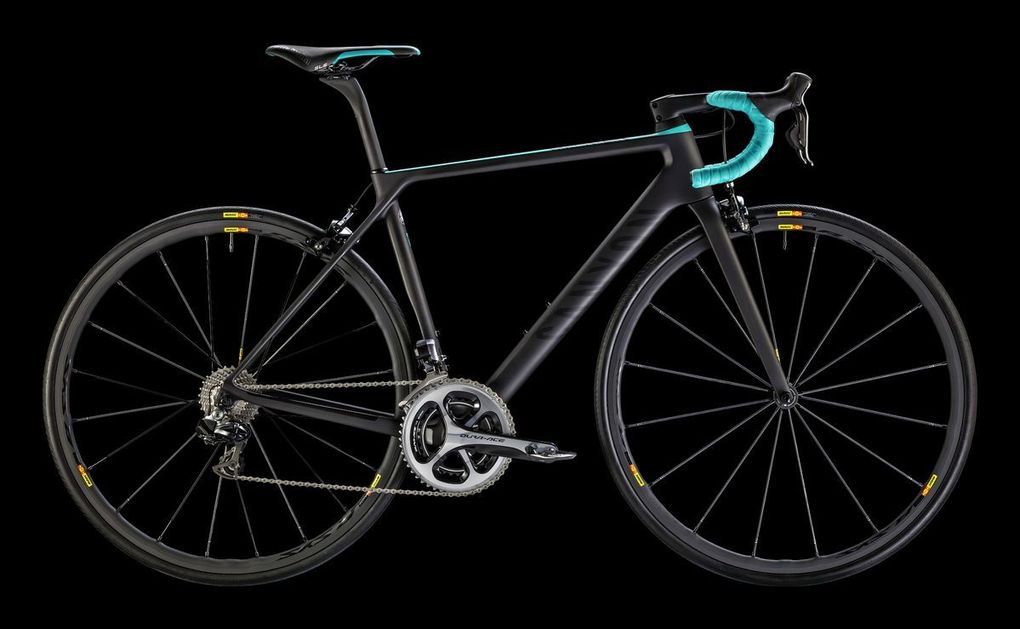 Sortiment 2016: Canyon Ultimate CF SLX 9.0 Di2 WMN (Foto: Canyon)