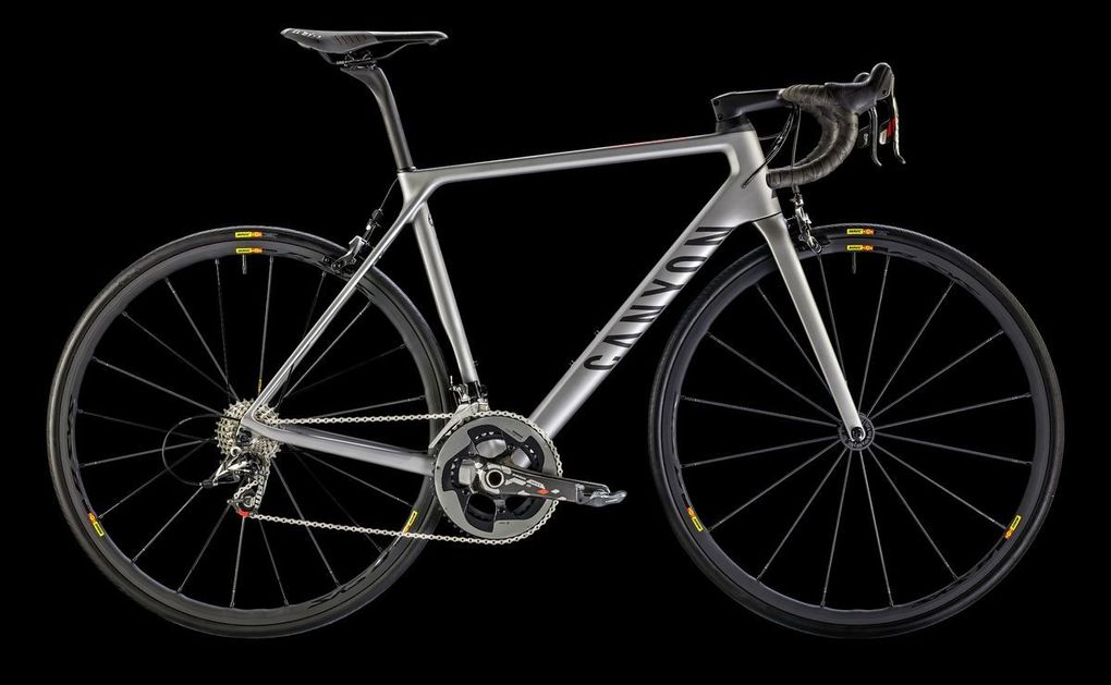 Sortiment 2016: Canyon Ultimate CF SLX 9.0 SL (Foto: Canyon)