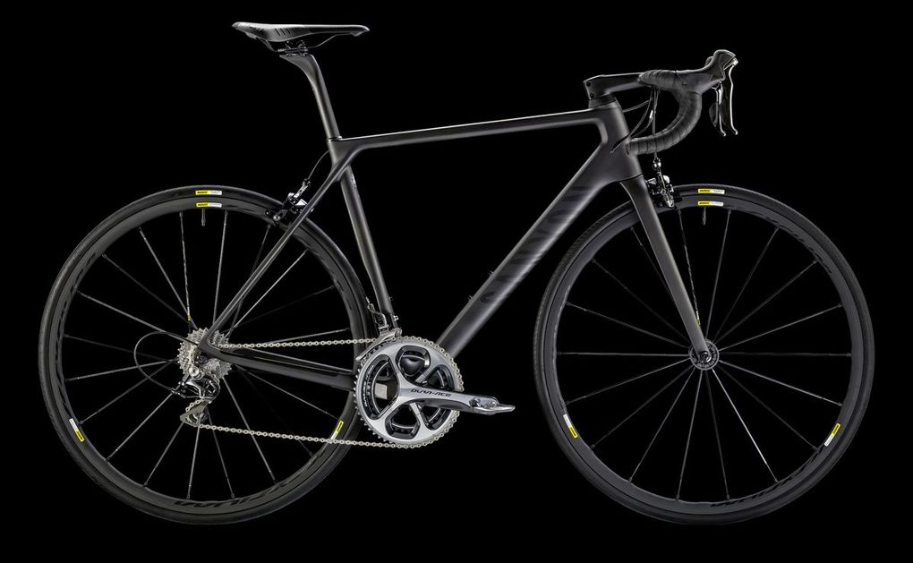 Sortiment 2016: Canyon Ultimate CF SLX 9.0 (Foto: Canyon)