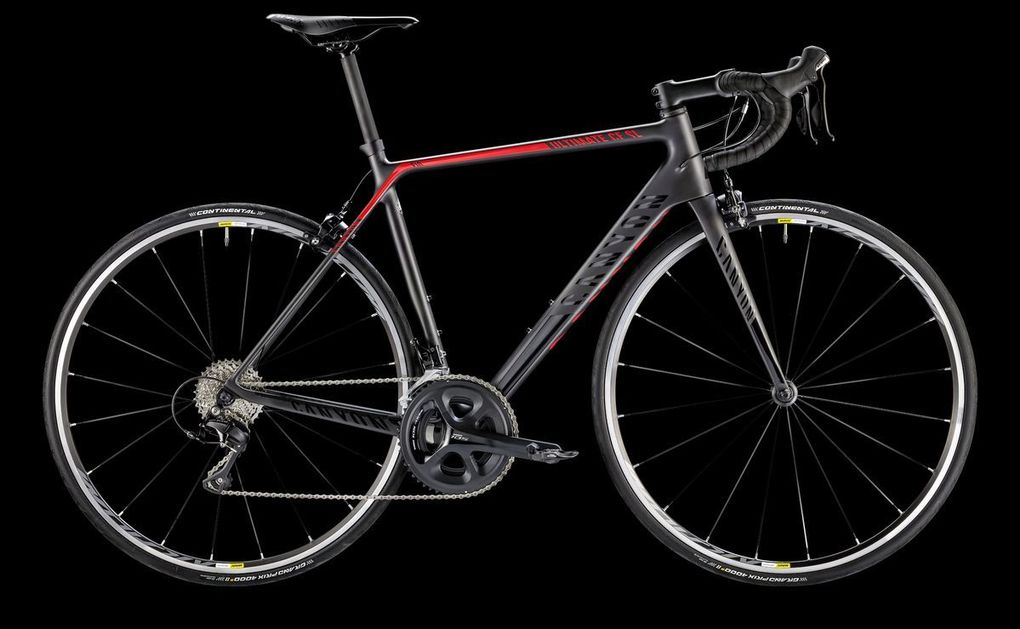Sortiment 2016: Canyon Ultimate CF SL 7.0 (Foto: Canyon)