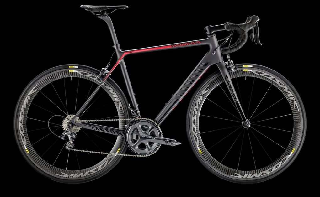Sortiment 2016: Canyon Ultimate CF SL 9.0 Aero (Foto: Canyon)