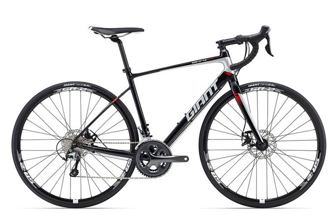 Sortiment 2016: Giant Defy 2 Disc (Foto: Giant)