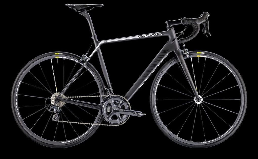 Sortiment 2016: Canyon Ultimate CF SL 9.0 SL (Foto: Canyon)