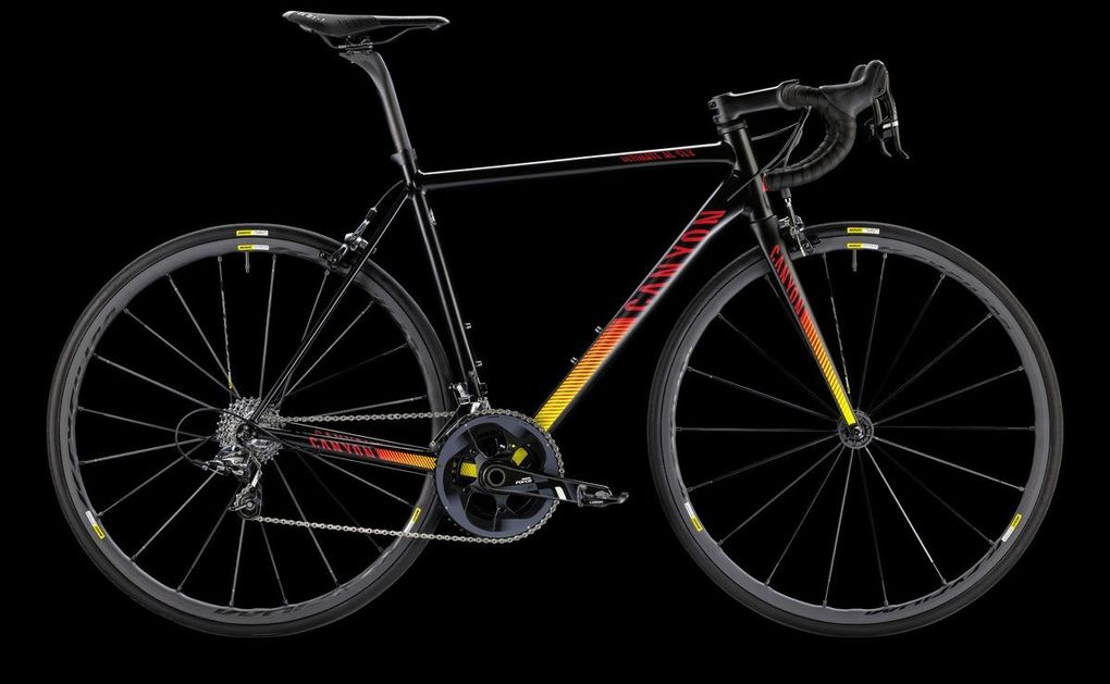 Sortiment 2016: Canyon Ultimate AL SLX 9.0 SL (Foto: Canyon)