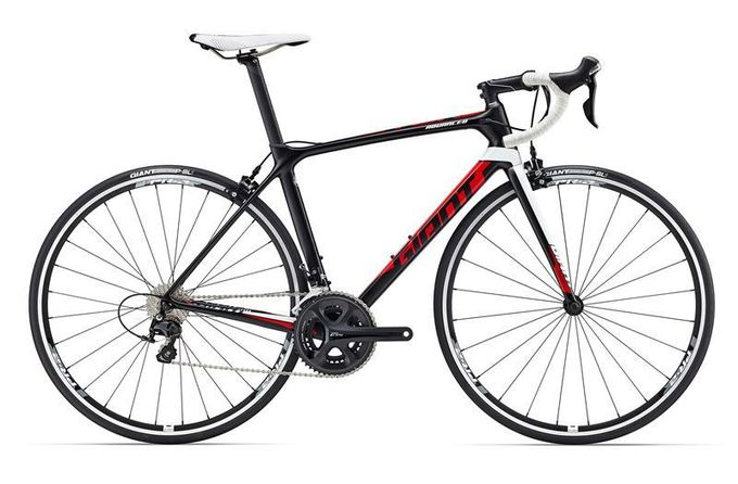 Sortiment 2016: Giant TCR Advanced 2 (Foto: Giant)