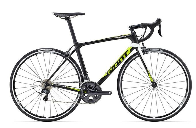 Sortiment 2016: Giant TCR Advanced 1 (Foto: Giant)