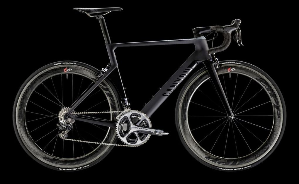 Sortiment 2016: Canyon Aeroad CF SLX 9.0 LTD (Foto: Canyon)