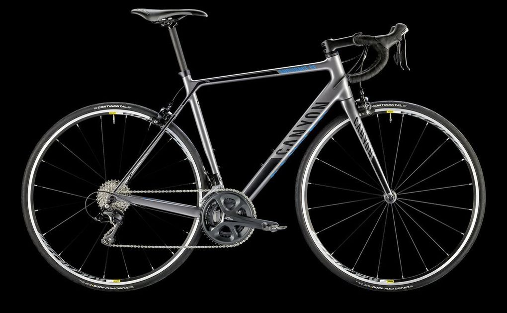 Sortiment 2016: Canyon Endurace CF 7.0 (Foto: Canyon)