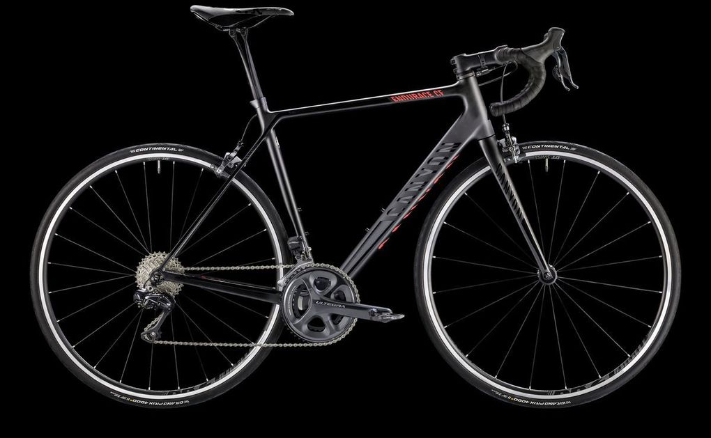 Sortiment 2016: Canyon Endurace CF 9.0 Di2 (Foto: Canyon)