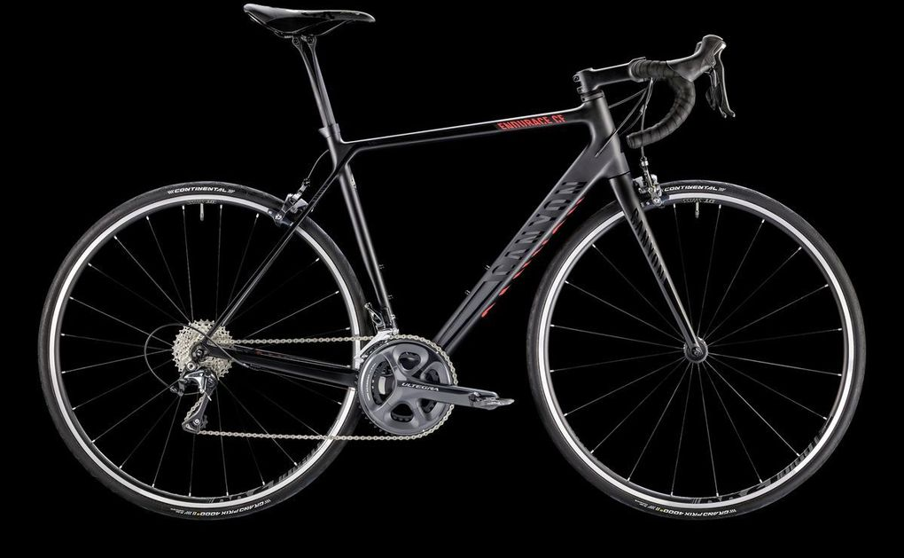 Sortiment 2016: Canyon Endurace CF 9.0 (Foto: Canyon)