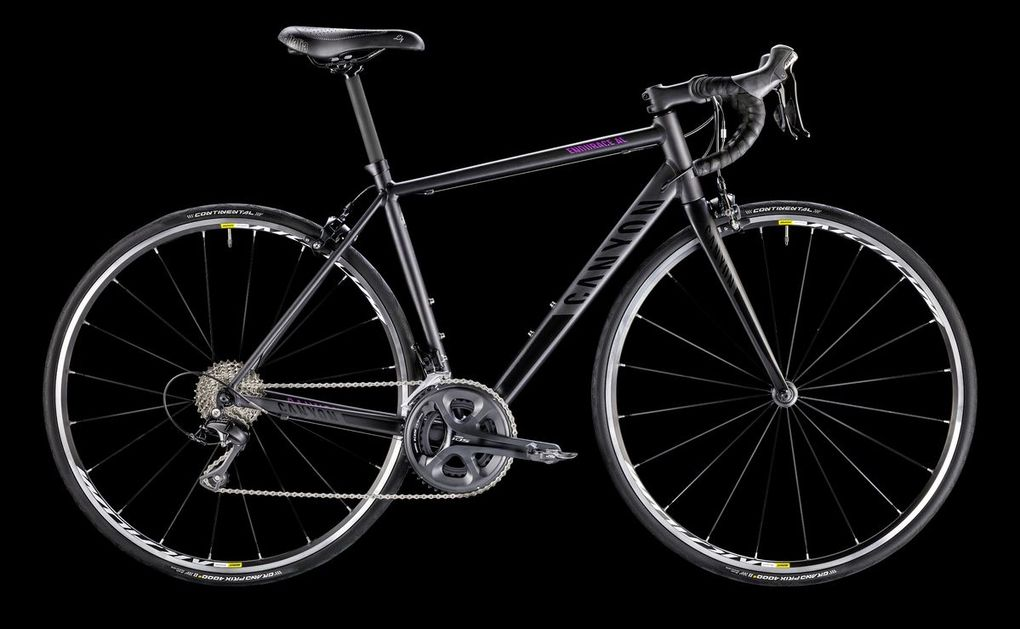 Sortiment 2016: Canyon Endurace AL 6.0 WMN (Foto: Canyon)