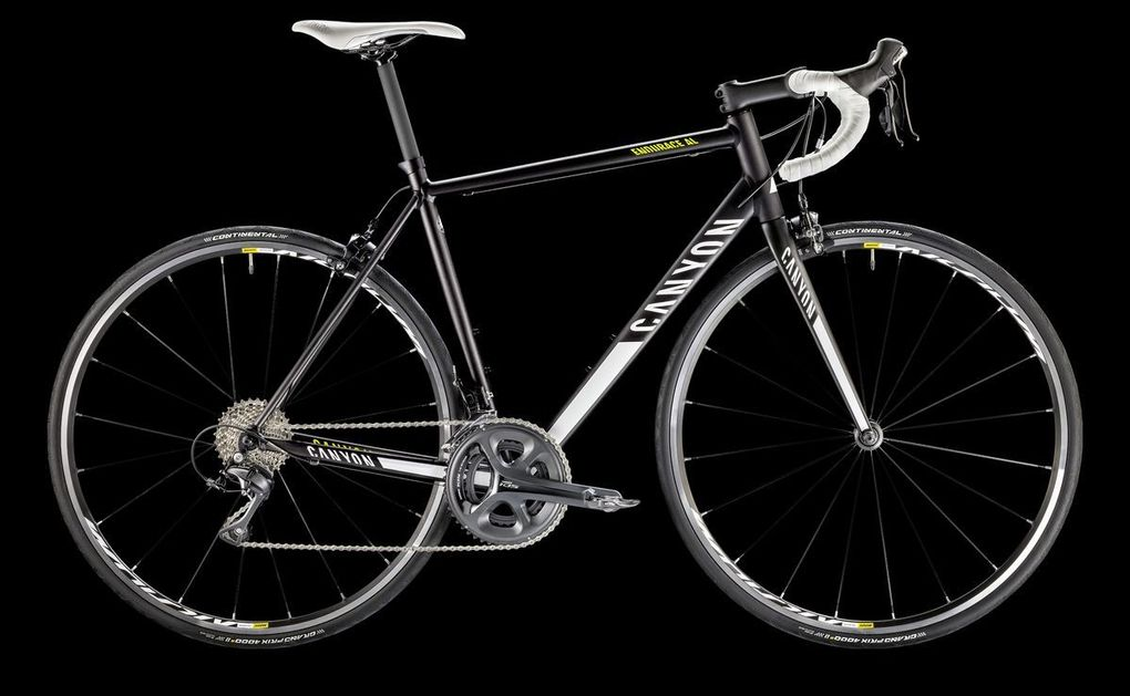 Sortiment 2016: Canyon Endurace AL 6.0 (Foto: Canyon)