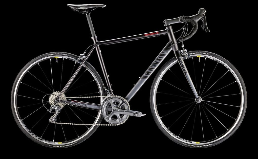 Sortiment 2016: Canyon Endurace AL 7.0 (Foto: Canyon)