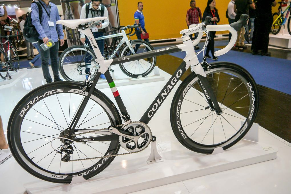 Eurobike 2015: Colnago C60
