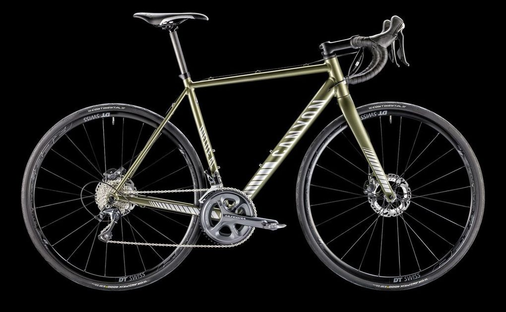 Sortiment 2016: Canyon Inflite AL 9.0 S (Foto: Canyon)
