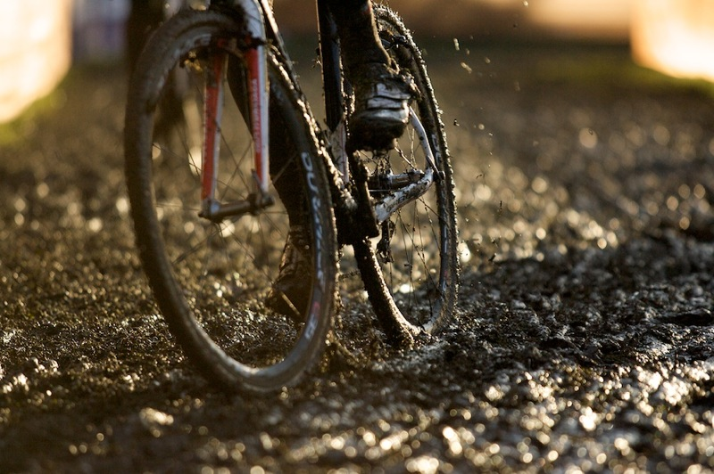 Cyclo-Cross - die richtige Bereifung macht den Unterschied.