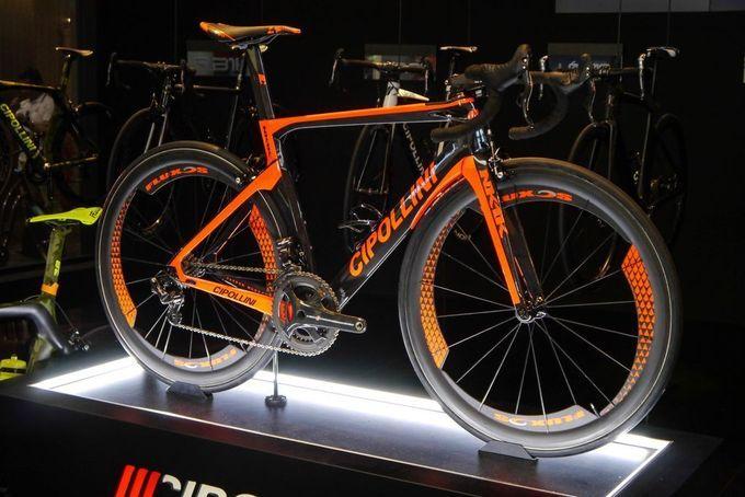 18 der besten Rennräder 2016: Cipollini NK1K