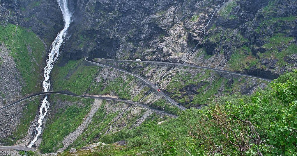 Die schönsten Rennrad-Strecken der Welt: Trollstigen in Norwegen (Foto: Marcus Moller, via Flickr Creative Commons)
