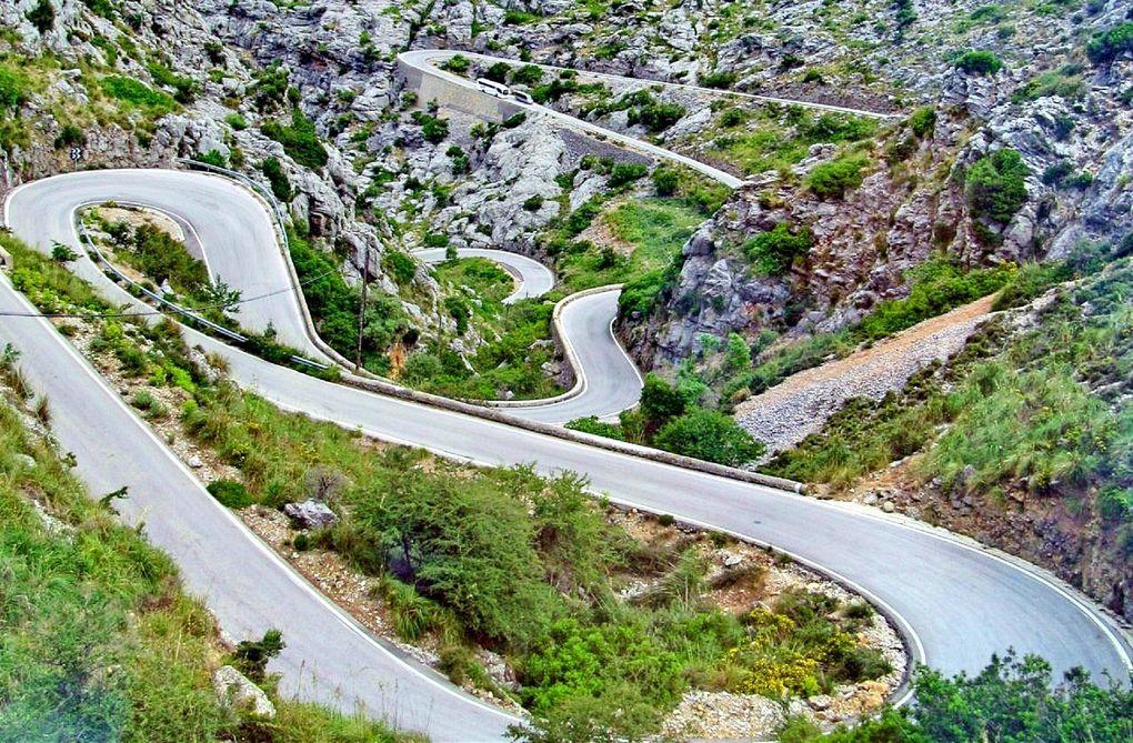 Die schönsten Rennrad-Strecken der Welt: Sa Calobra auf Mallorca (Foto: Factory Media)