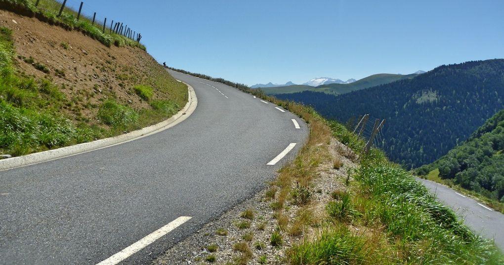 Die schönsten Rennrad-Strecken der Welt: Port de Bales in Frankreich (Foto: Simon James, via Flickr Creative Commons)