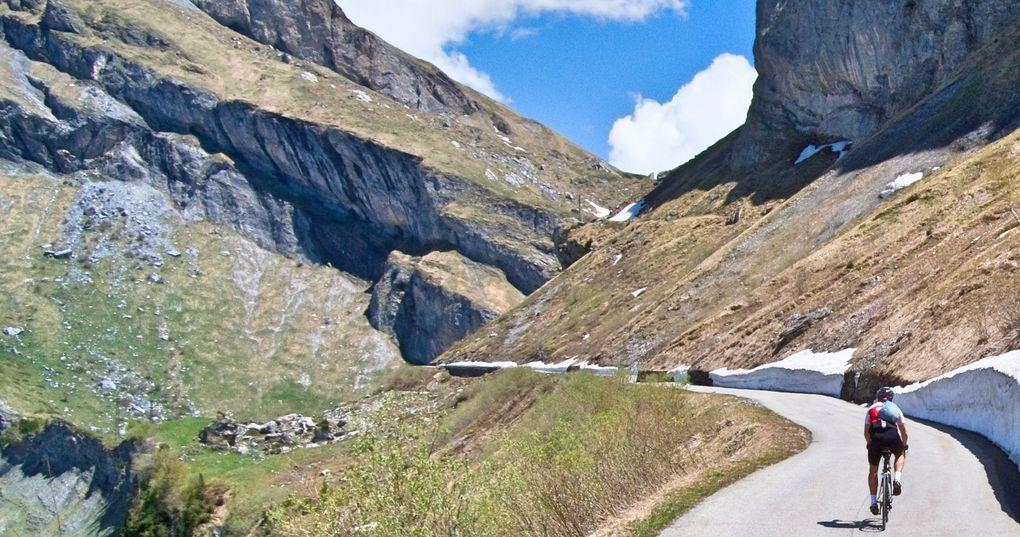 Die schönsten Rennrad-Strecken der Welt: Cormet de Roseland in Frankreich (Foto: Will Cyclist, via Flickr Creative Commons)