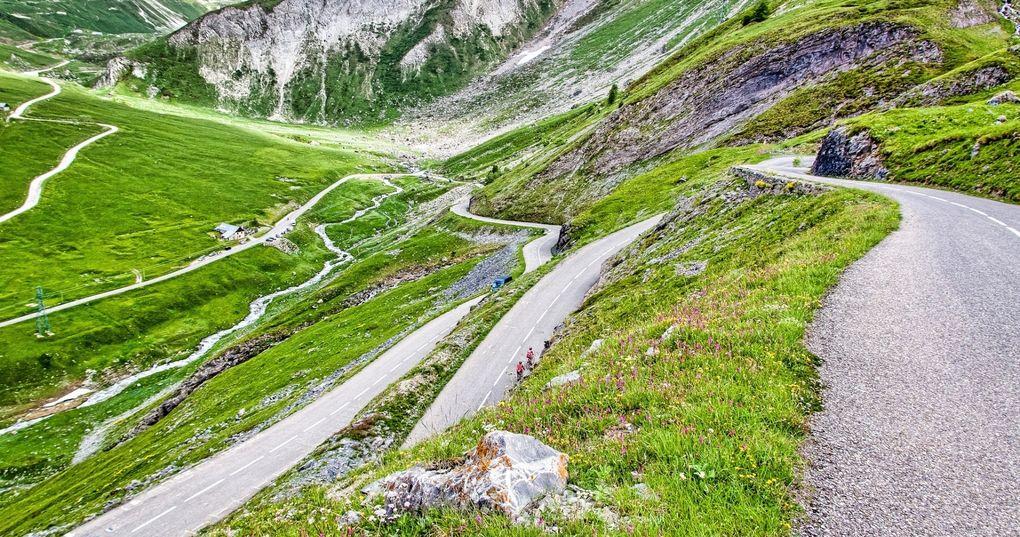 Die schönsten Rennrad-Strecken der Welt: Col du Galibier in Frankreich (Foto: Robbie Shade, via Flickr Creative Commons)