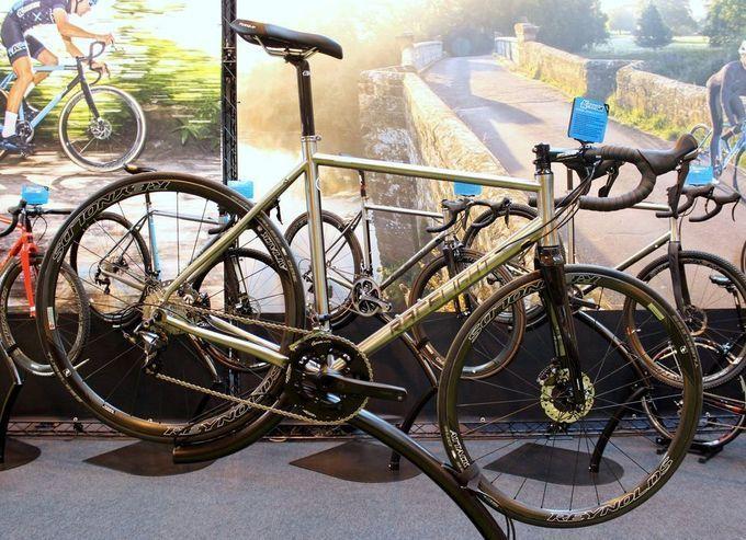 18 der besten Rennräder mit Scheibenbremsen 2016: Kinesis GF_Ti Disc