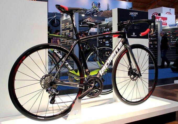 18 der besten Rennräder mit Scheibenbremsen 2016: Lapierre Sensium Disc