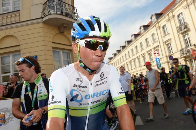 UCI-World-Tour-2016 - Rating aller 18 Team-Trikots: Platz 13 (3/5) – Orica GreenEDGE (Foto: Sirotti)