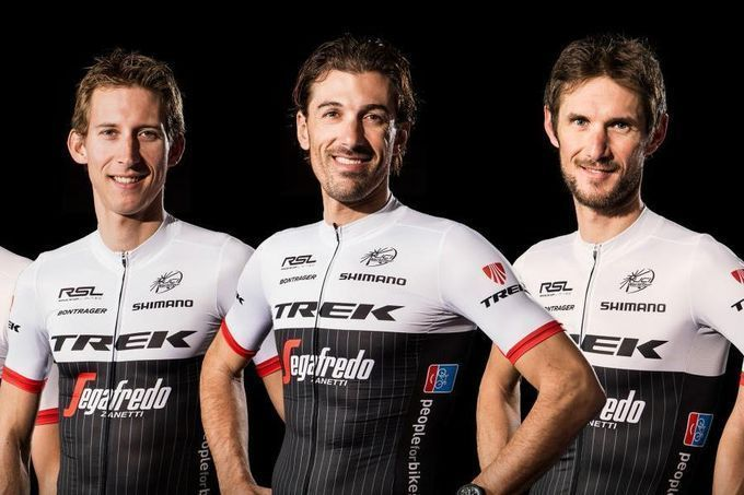 UCI-World-Tour-2016 - Rating aller 18 Team-Trikots: Platz 9 (3,5/5) – Trek-Segafredo (Foto: Trek-Segafredo)