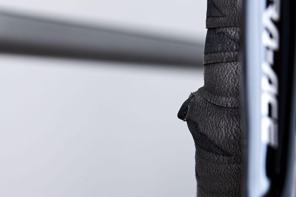 Canyon Ultimate CF SLX – das 2016er-Modell: Shimano-Dura-Ace-Di2-Schalthebel inkl. Sprinter-Shifter