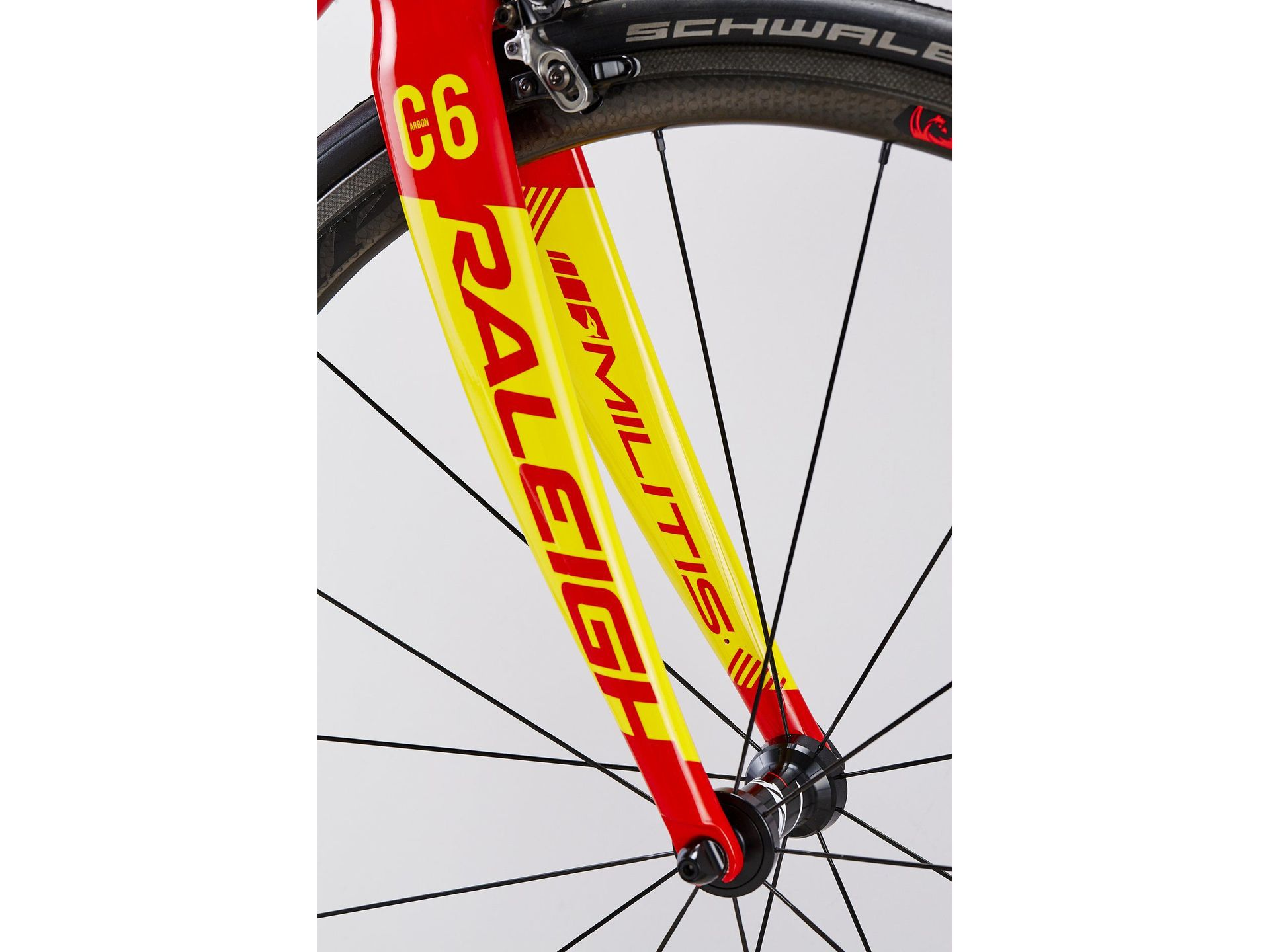 Raleigh Militis Red eTap