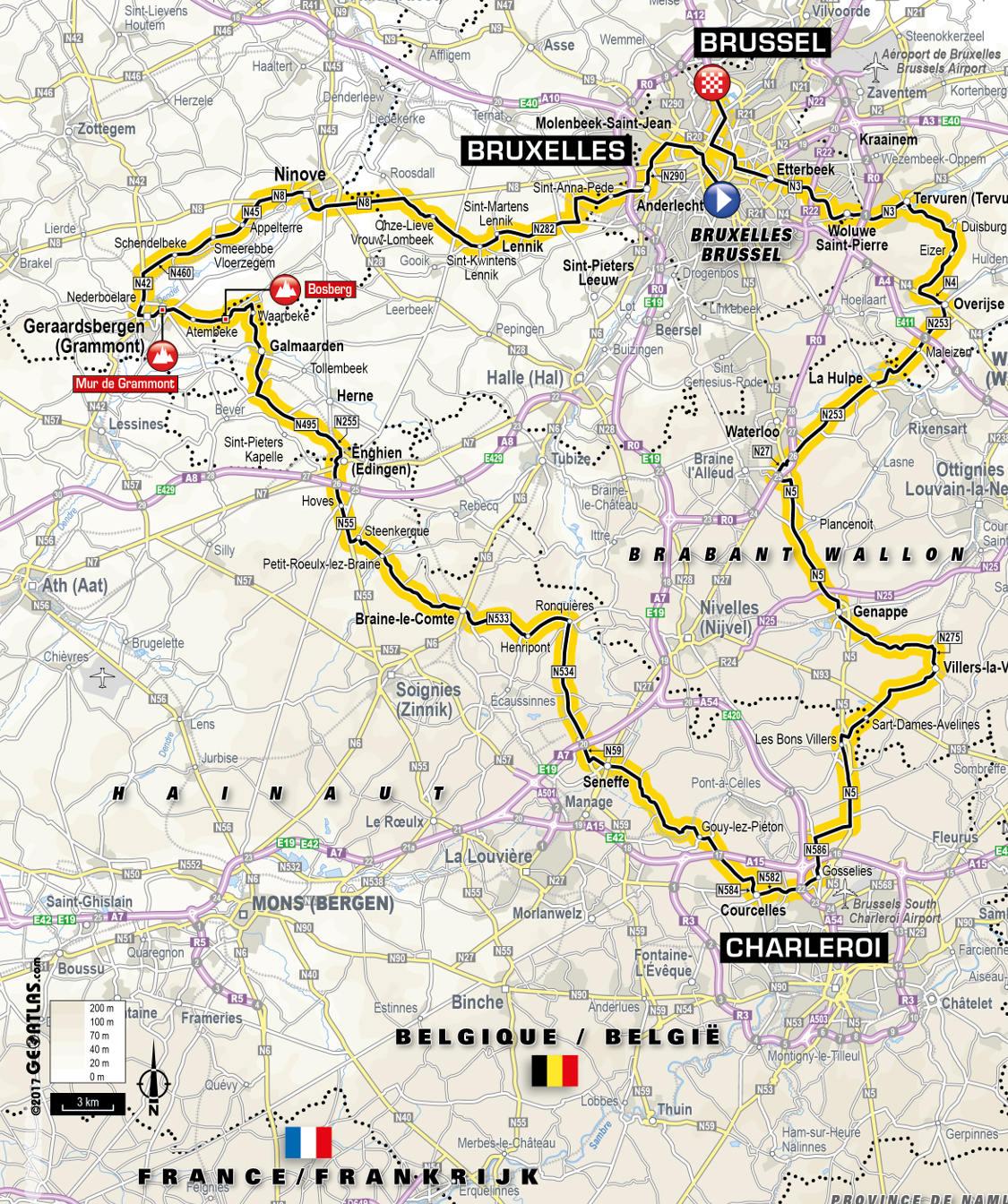 voorbeschouwing etappe 3 tour de france 2019