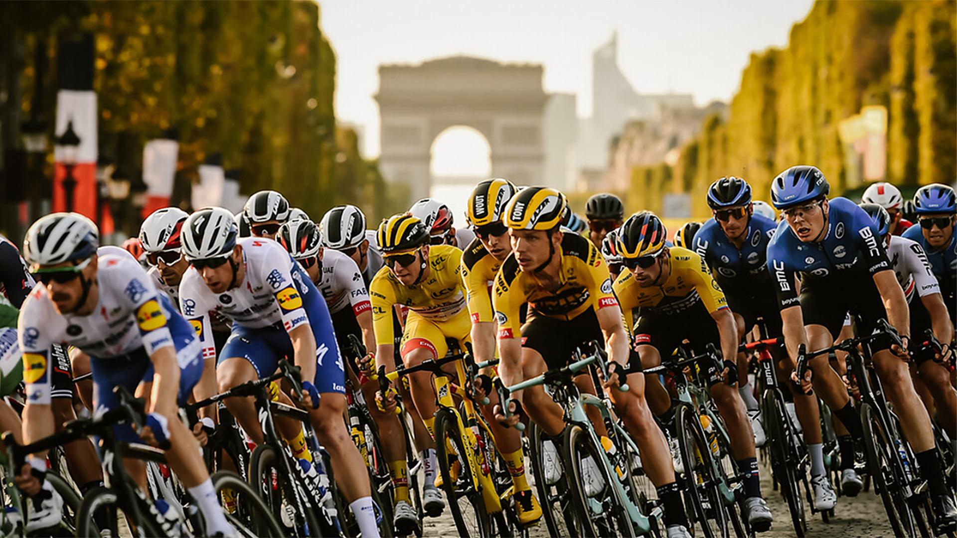 Teams Tour De France 2021