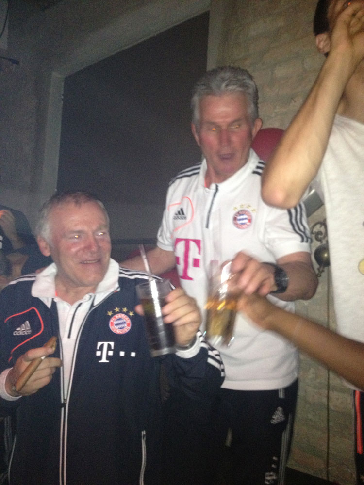 Geschichte Des Fc Bayern Munchen Das Offizielle Stadtportal