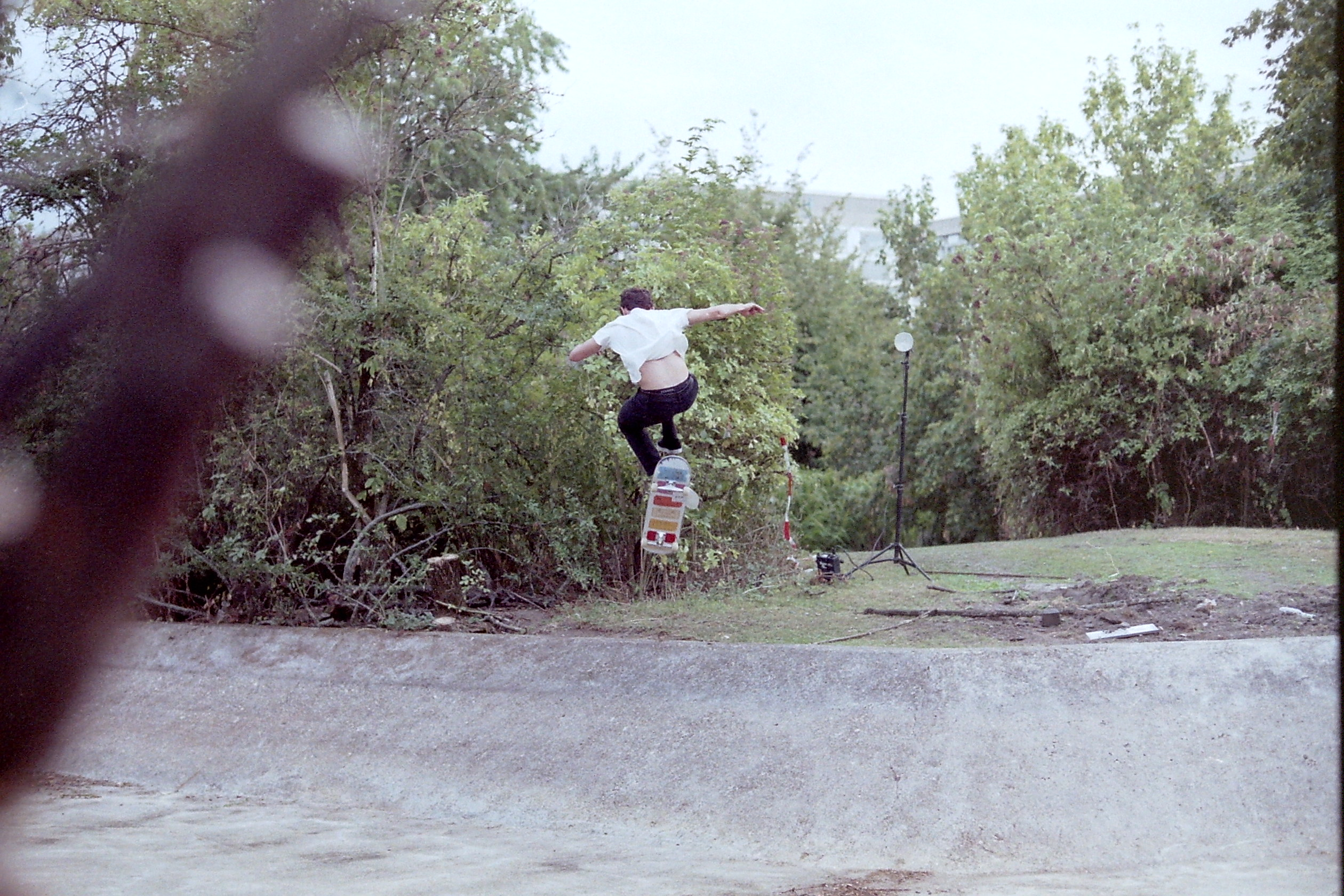 HUF Germany Tour 2013