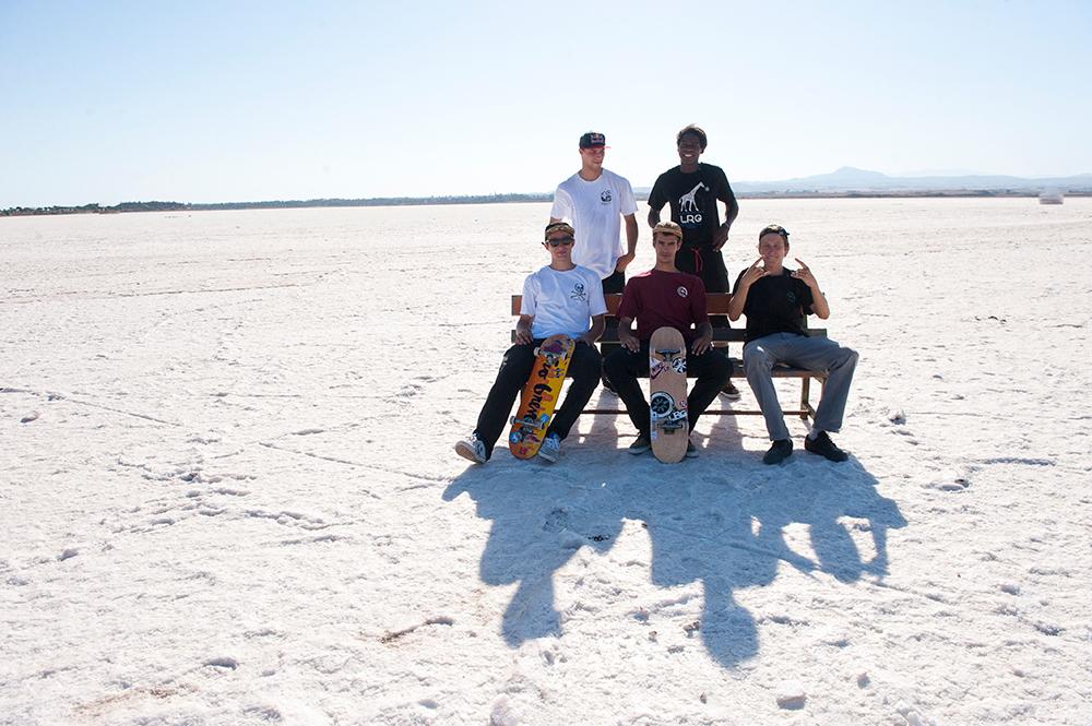 LRG Zypern Crew