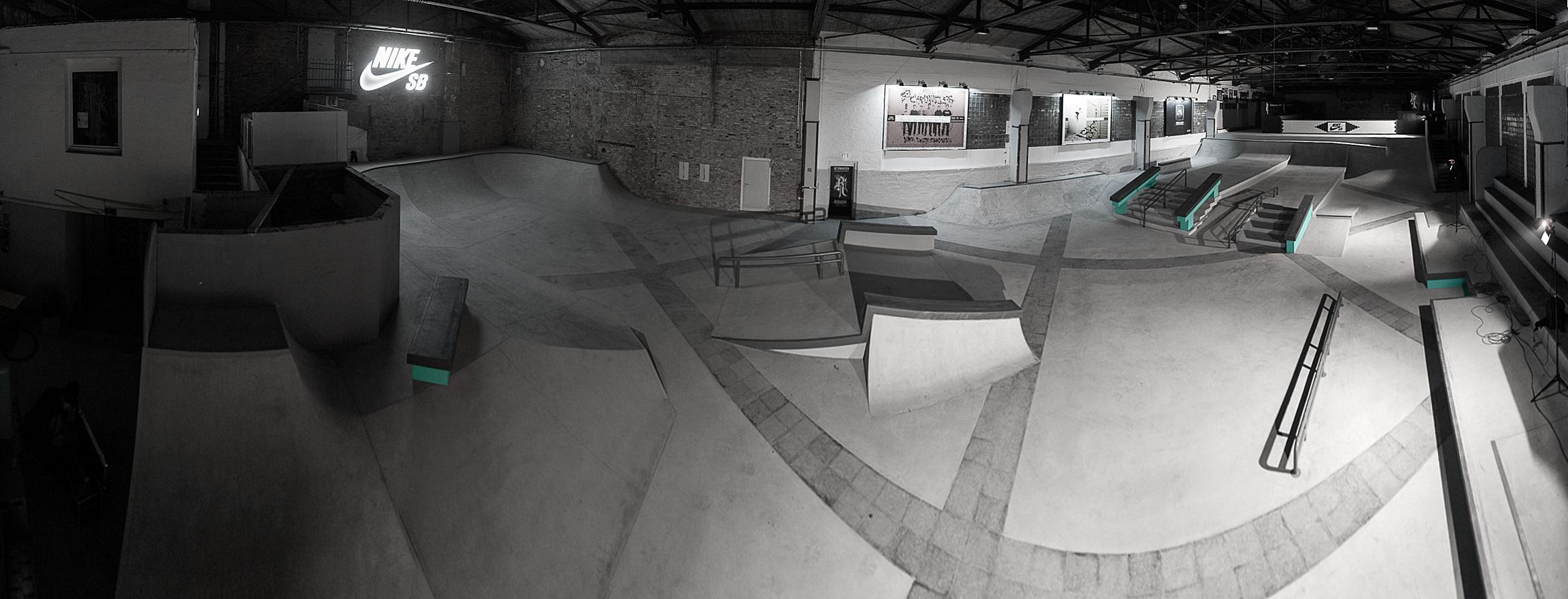 Nike SB Shelter – Panorama