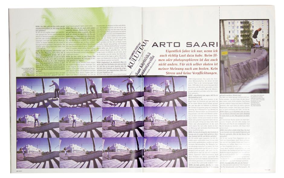 Arto Saari Classic Quotes