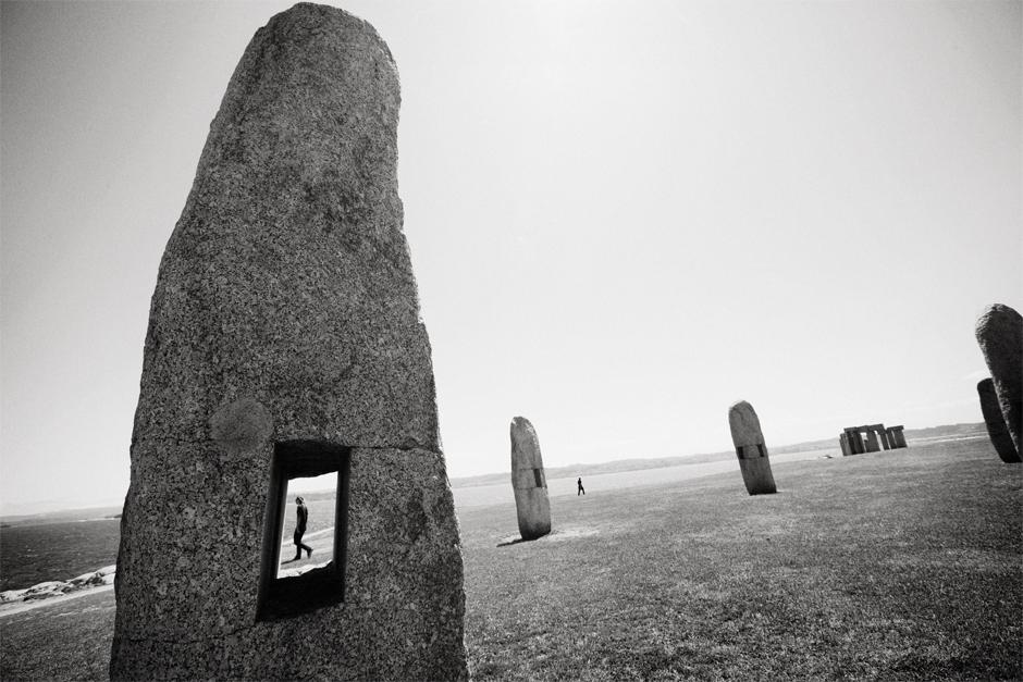 Levi Brown, Wandering | Photo: Brian Gaberman
