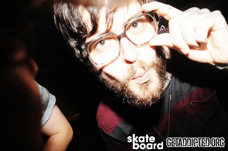 Getaddicted x Monster Skateboard Magazine Party 2014