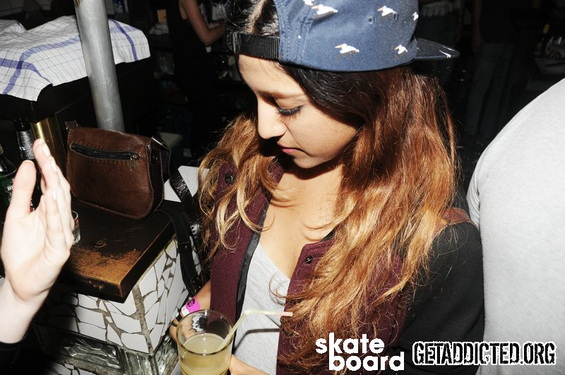 Getaddicted x Monster Skateboard Magazine Party 2014