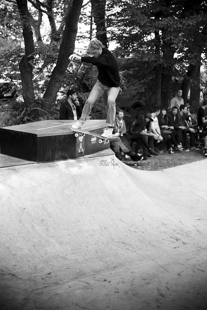 Tim Hachen – Tailslide | Photo: Hendrik Herzmann