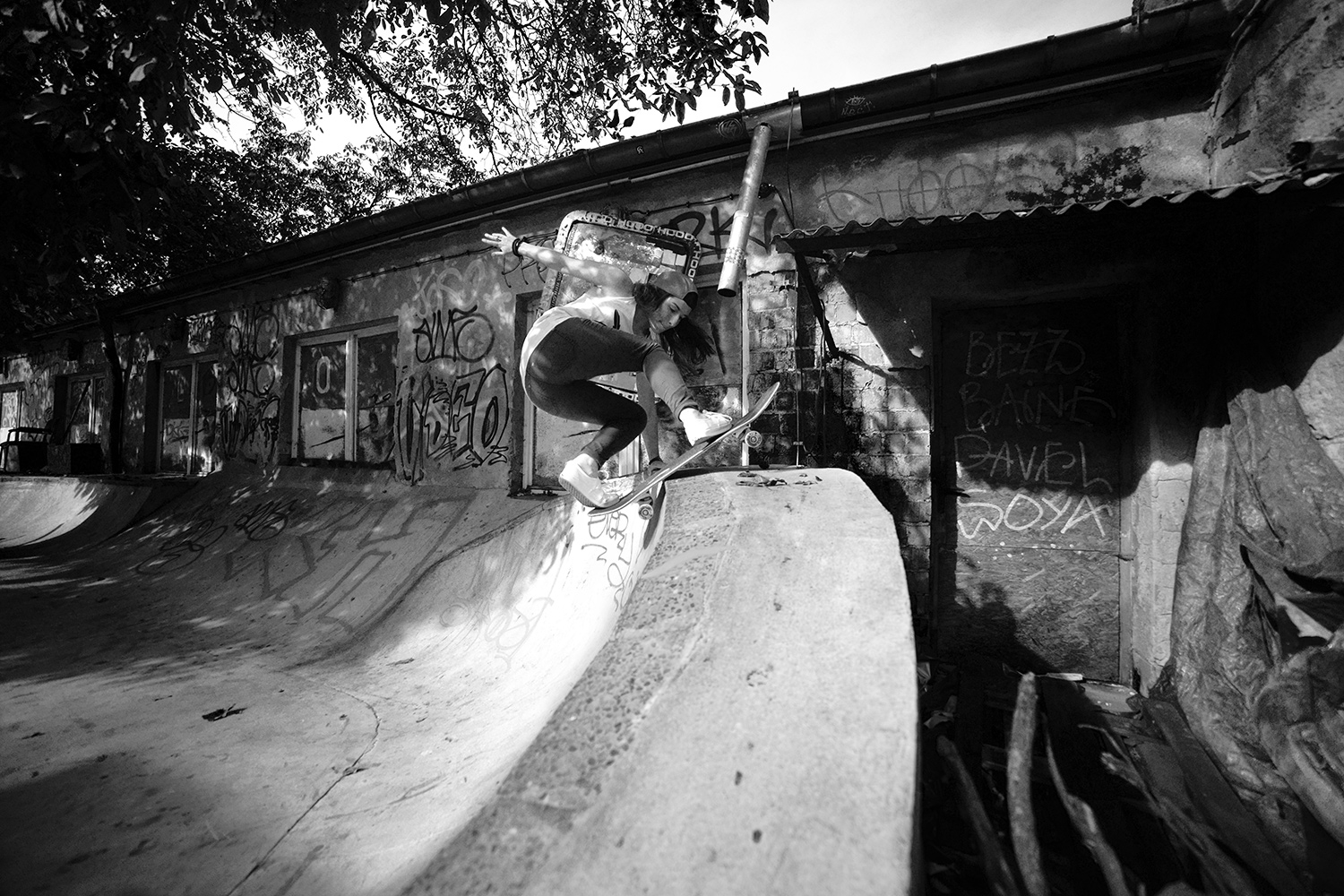 Anna Kruse – Layback Frontside Rock