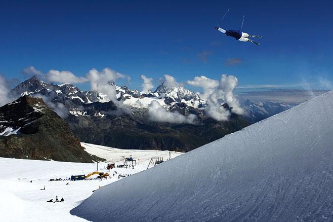 Zermatt of Dennis Ehlert, by Roman Lachner, taken in Zermatt, Schweiz