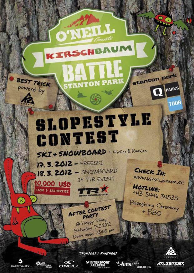 oneill-kirschbaum-battle-2012-flyer