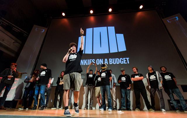 International Freeski Film Festival (iF3) 2012 in Innsbruck, AT